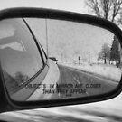 A Look Back in Black & White by EbelArt