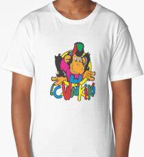 Colorful Waikiki Merchandise Long T-Shirt