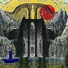 Mountain Temple by Deborah Dillehay