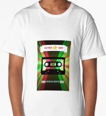 Retro Music Long T-Shirt