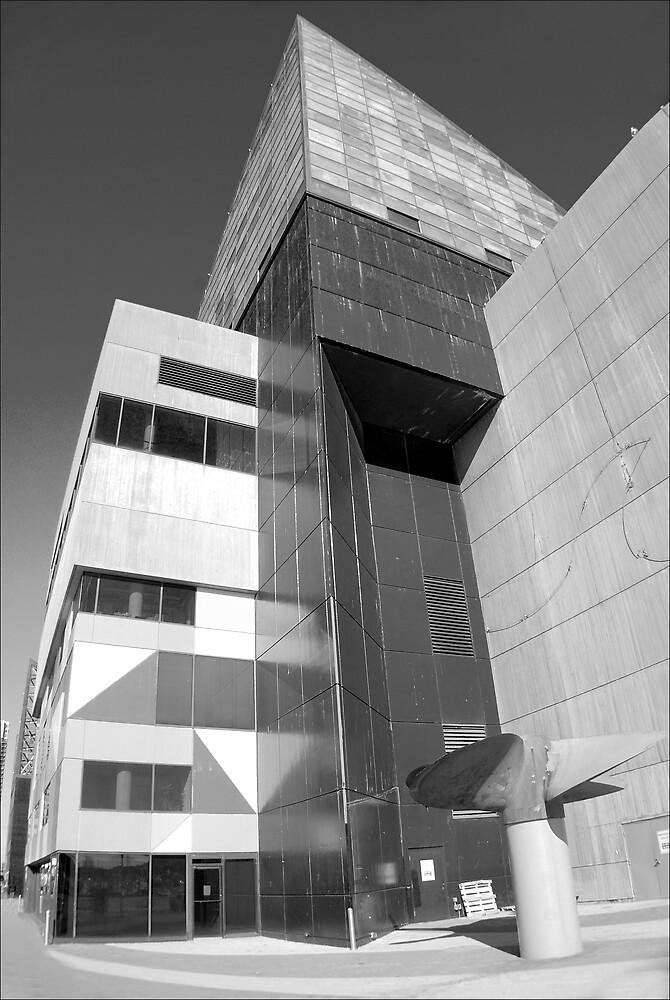Black & White Angles by Donnie Shackleford