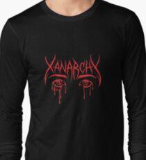 Camiseta de manga larga Mercancía de la anarquía de Lil Xan