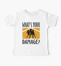 What's your damage? Baby Tee
