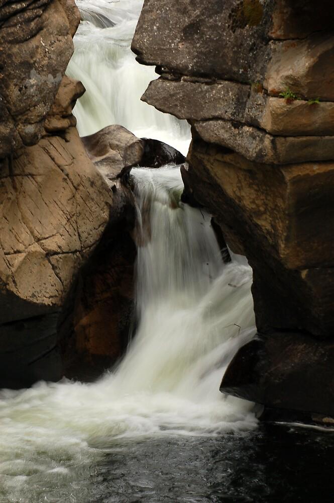giant waterfall by swimchk512
