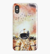 Deja Entendu Brand New Watercolor Art iPhone Case/Skin