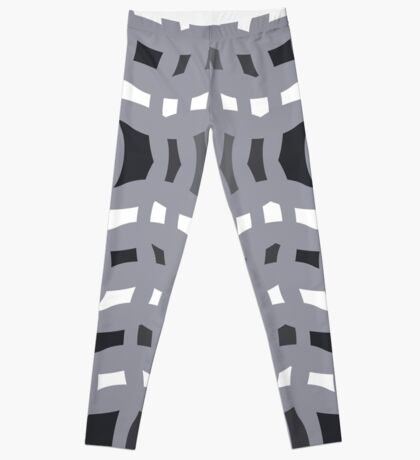 An Active Pattern of Value Changes Leggings