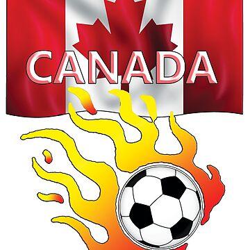 FUTBOL-SOCCER  - CANADA by mago
