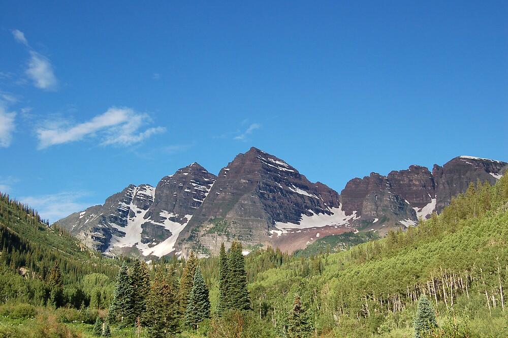 mountain by swimchk512