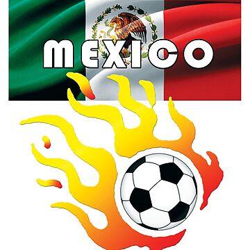 FUTBOL-SOCCER - MEXICO by mago