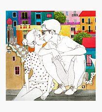 Barcelona Love Photographic Print