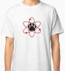 Carl Grimes Bear Paw and Atom (Red) T-Shirt - Comics Classic T-Shirt