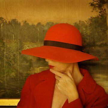 red hat by GFasslebinder