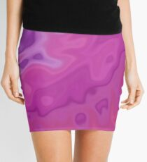 Sunny Rose (Tie Dye) Mini Skirt