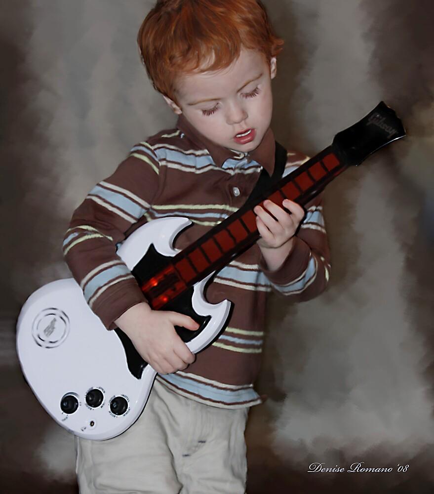Little Rocker by denise romano