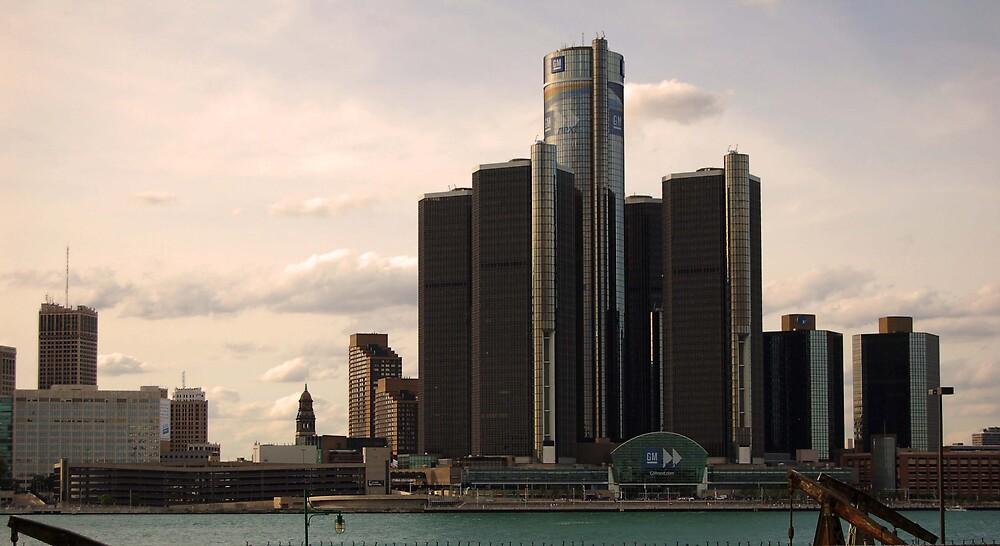 Detroit by Danina Calame