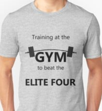 Elite Four Gym Shirt T-Shirt