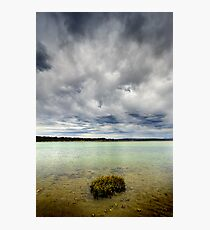 Merimbula Top Lake Photographic Print
