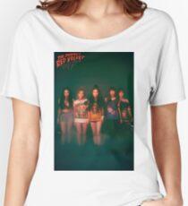 RED VELVET BAD BOY Women's Relaxed Fit T-Shirt