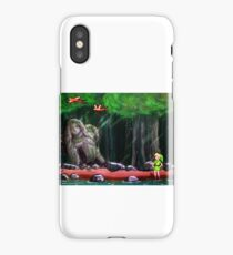 Link's Reminder of the Past  iPhone Case