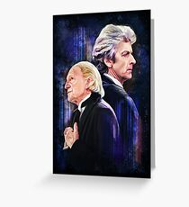 Twice Upon A Time Greeting Card
