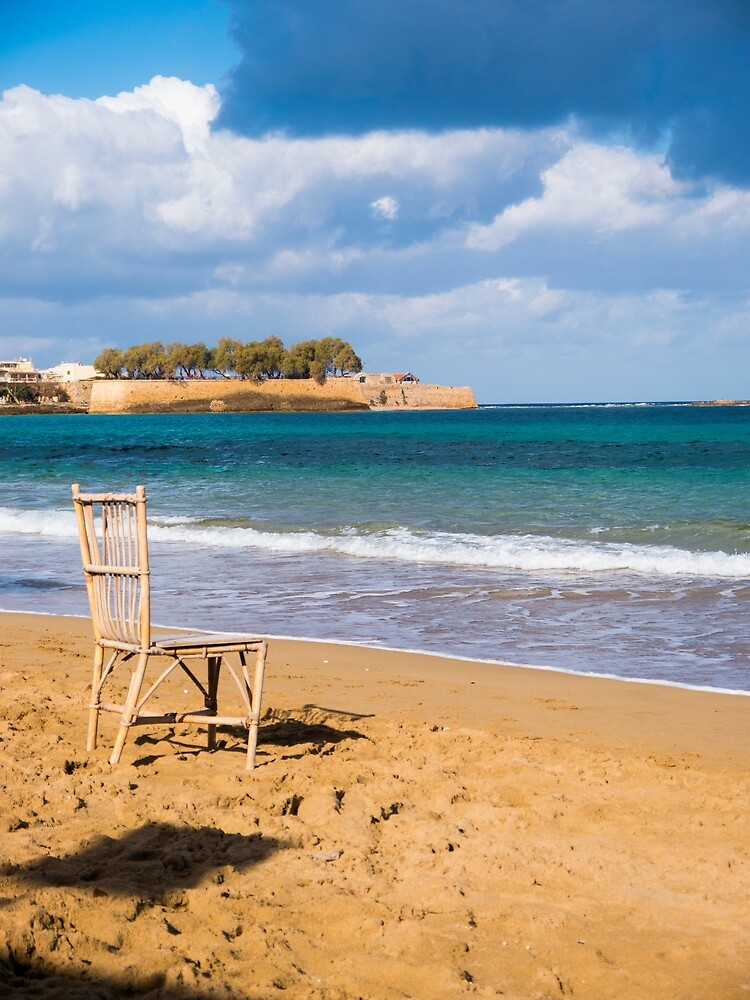 A Chair by the Sea by Rae Tucker