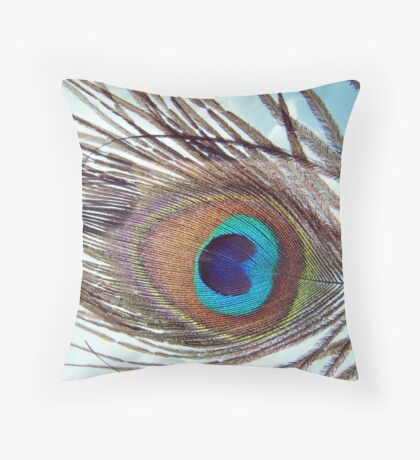 Feather Weight Throw Pillow