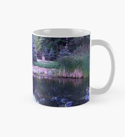 Blue Reflections Mug
