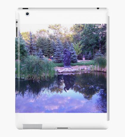 Blue Reflections iPad Case/Skin