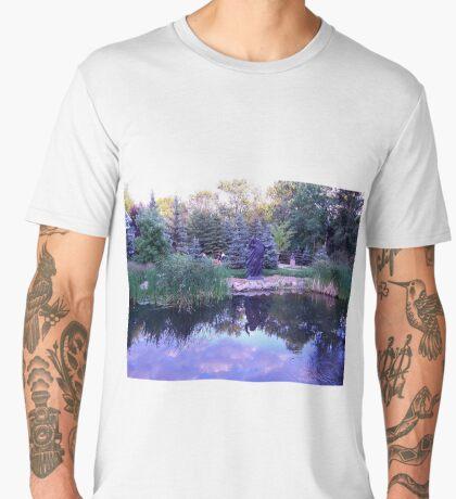 Blue Reflections Men's Premium T-Shirt