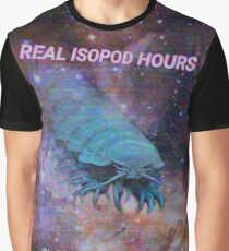 Real Isopod Hours Graphic T-Shirt