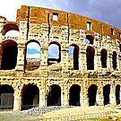 The Colosseum............................Rome by Fara