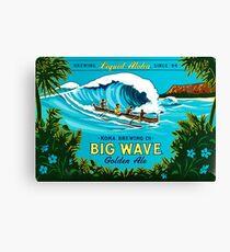 Lienzo Kona Big Wave