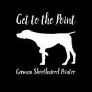German Shorthaired Pointer. Get to the Point. von germanX