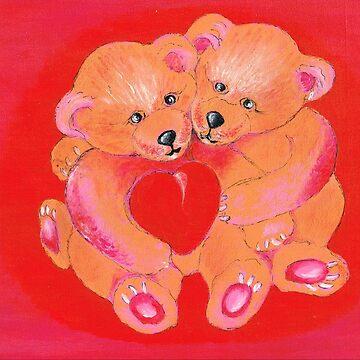 Love My Valentine by white1970
