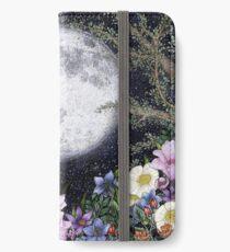 Midnight in the Garden II iPhone Wallet/Case/Skin