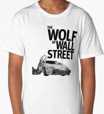 THE WOLF OF WALL STREET-LAMBORGHINI COUNTACH Long T-Shirt