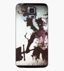 Black Clover Asta Case/Skin for Samsung Galaxy
