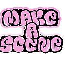 Make A Scene Logo by MakeASceneFilm