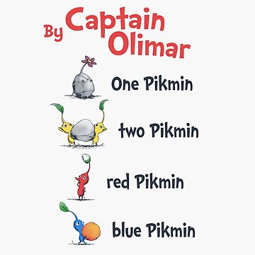 Pikmin Seuss by JKTees