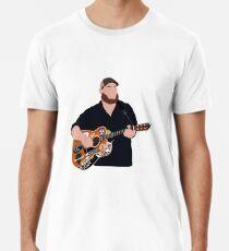Luke Kämme Männer Premium T-Shirts