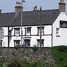 The Pen-y-Bont Inn  Llanrwst,North Wales. by Trevor Kersley