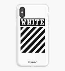 Off White IPHONE CASE iPhone Case