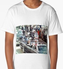 KENNEDY ASSASSINATION - CRUISING Long T-Shirt
