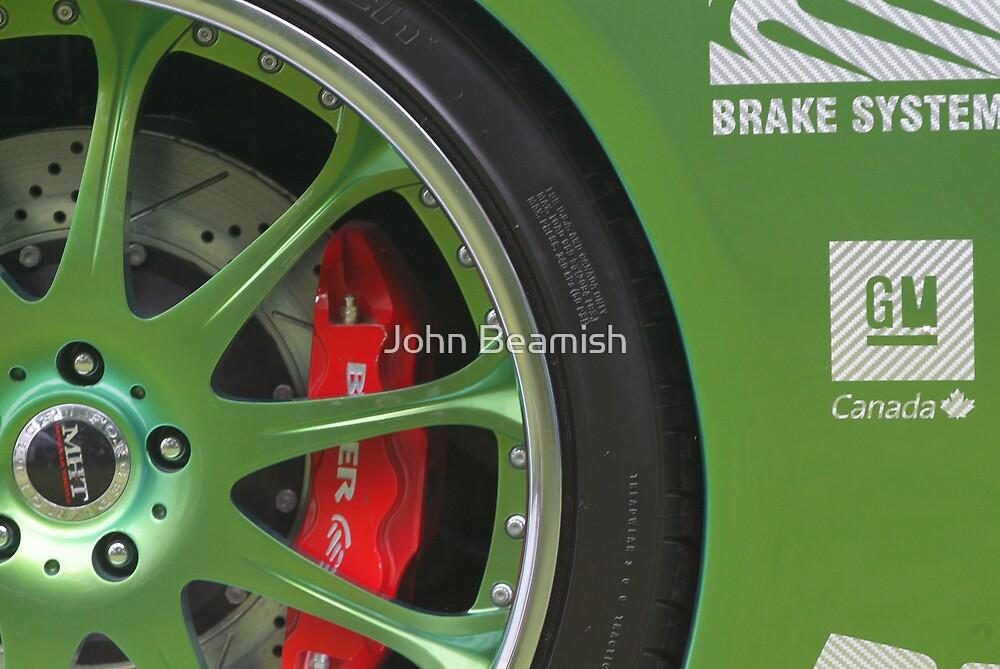 Give Me a Brake by John Beamish