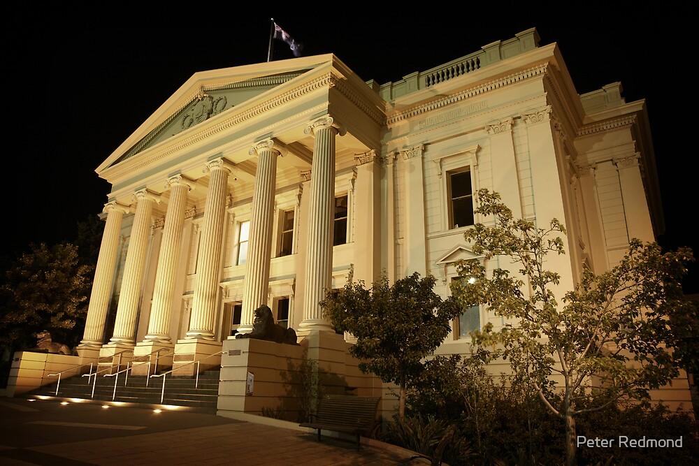 Geelong Town Hall by Peter Redmond