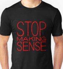 Hör auf zu reden Sense Slim Fit T-Shirt