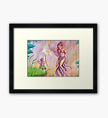 The Gift of Nature Framed Print