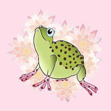 Froggo by MewMewMaya