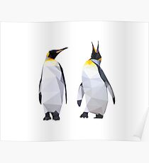 Geometric Penguins Poster