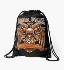 RIDE FREE Drawstring Bag